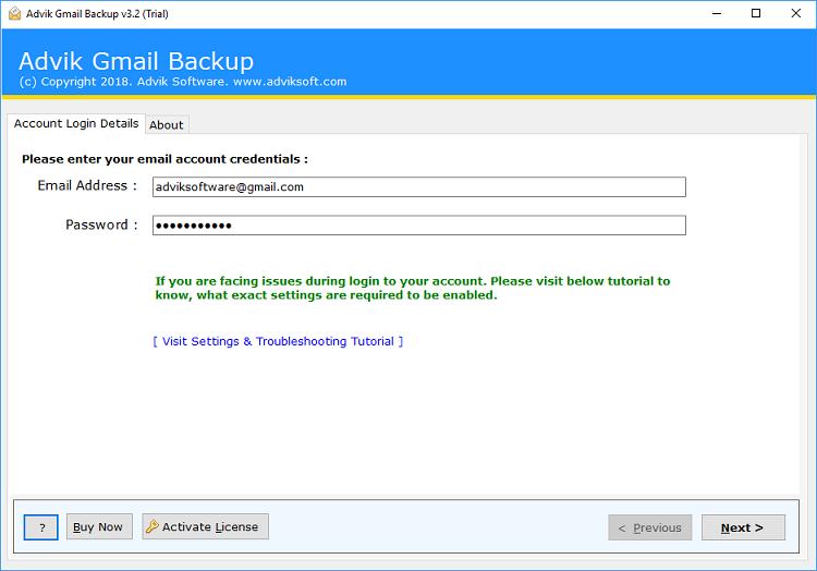 exportar gmail a pst