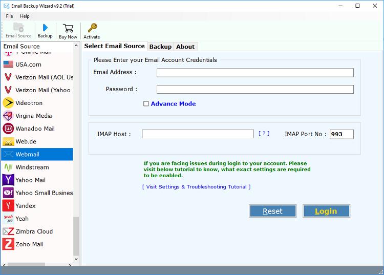 migración de cpanel a gmail