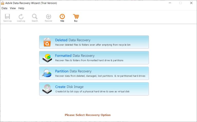 recuperar datos formateados de la tarjeta de memoria