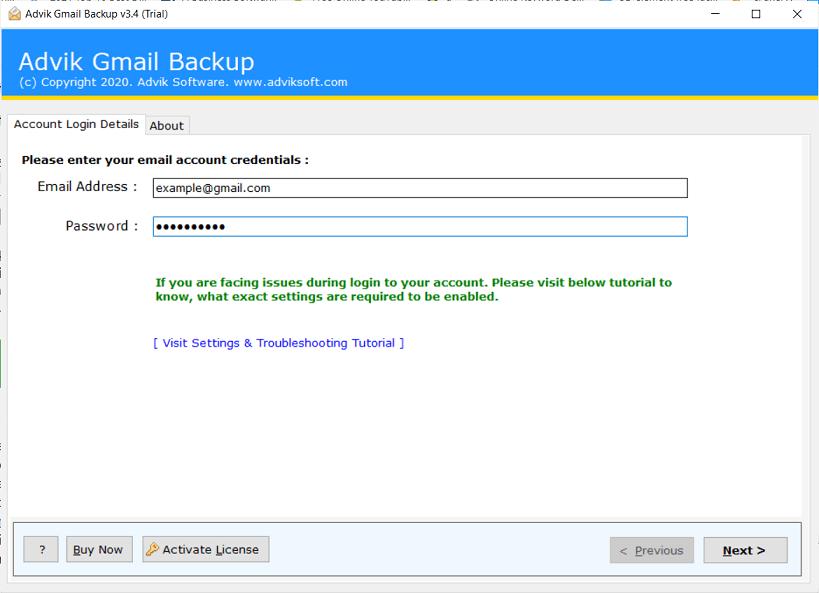 descargar correos electrónicos de gmail